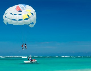 Parasailing Tours Header